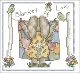 11-09+10 Freebee Blanket of Love geb