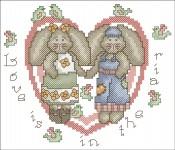11-12-11+12+01 Freebee Love is in the air geb
