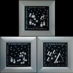 Borduurpatroon Kerstliedjes