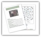 Circle Center Granny Square pdf