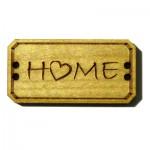 Knoop Bordje Home BLD023