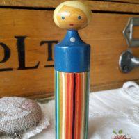 Garenhouder naaldenkoker pop