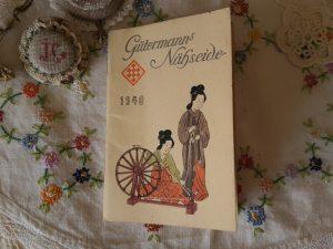 Gutermann kalender 1940
