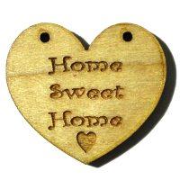 Knoop Hartje Home sweet home BLC016
