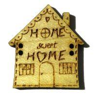 Knoop Huisje Home sweet home BLD012