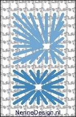 borduursteken diverse oogsteken voorbeeld