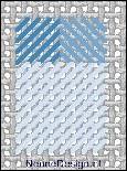 borduursteken kussensteken voorbeeld